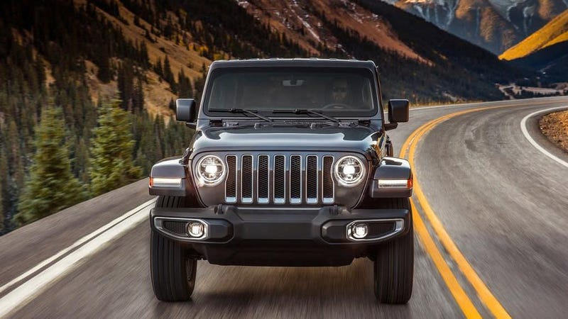 There Are A Crazy Amount Of 2018 Jeep Wranglers Still On Dealer Lots