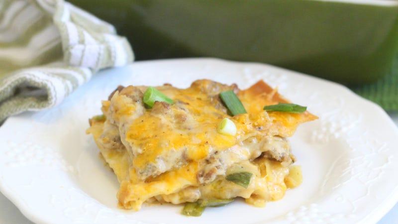 Illustration for article titled Eat Lasagna For Breakfast