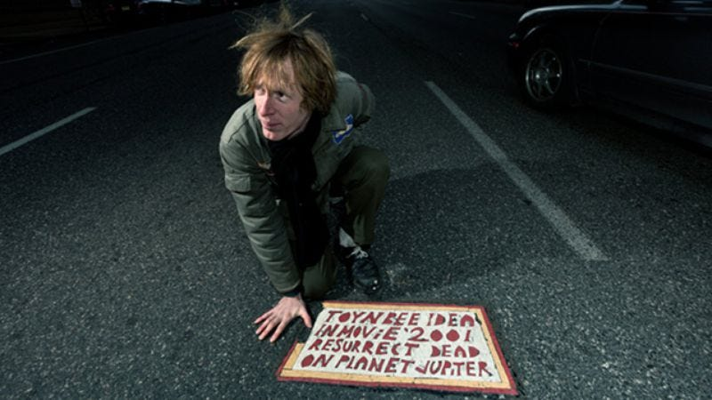 Illustration for article titled Resurrect Dead: The Mystery Of The Toynbee Tiles