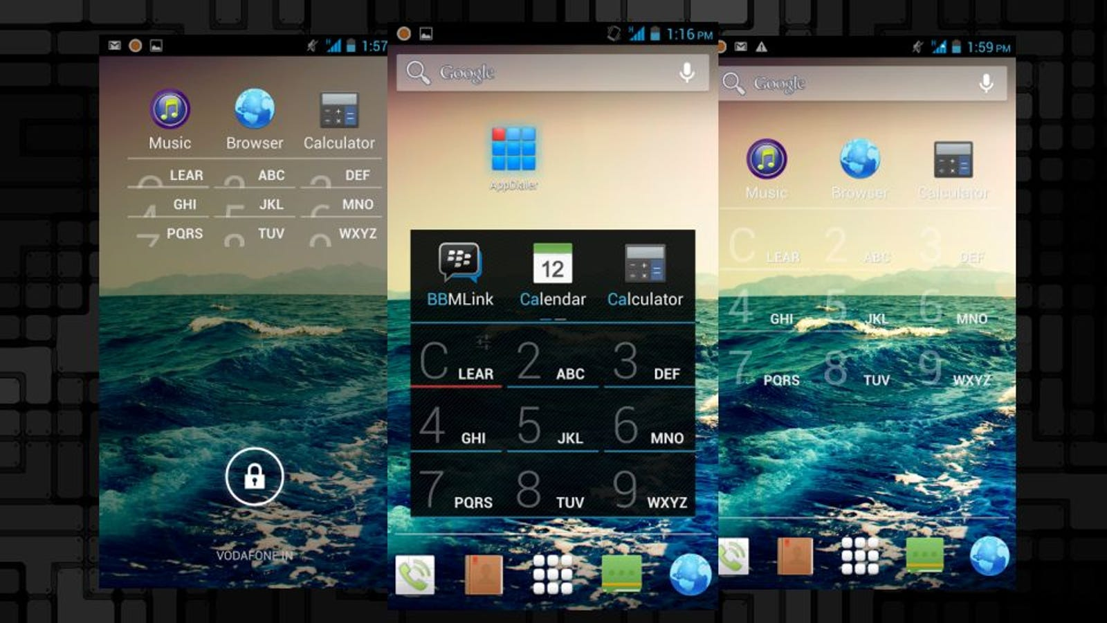 appdialer is a quick and easy t9 style app launcher for android. Black Bedroom Furniture Sets. Home Design Ideas