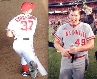 Illustration for article titled Rob Dibble Is Trying To Destroy Stephen Strasburg
