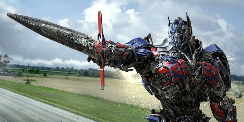 Illustration for article titled Paramount planea hacer muchas más películas de Transformers