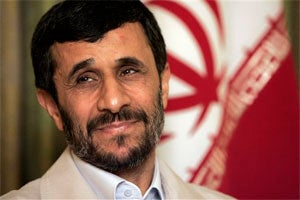 Illustration for article titled So Is Ahmadinejad Kind Of Hot?