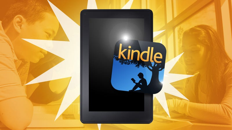 A Students Guide To Using The Kindle For Research