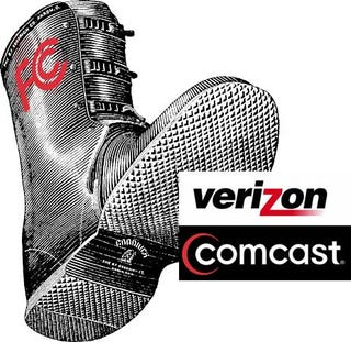 Illustration for article titled FCC Chairman Kicking Cable and Wireless Ass in 2008