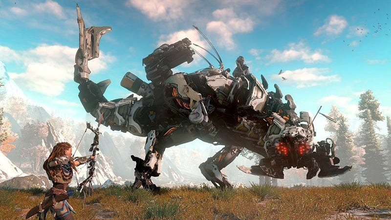 Illustration for article titled Today's best deals: Horizon Zero Dawn, home-networking gear, and more