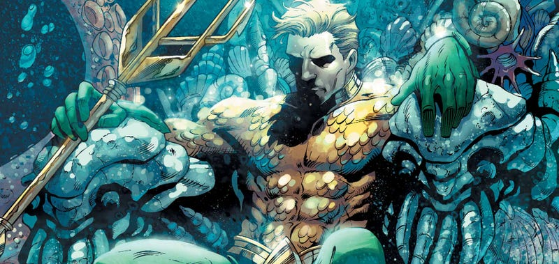 Illustration for article titled This Aquaman-related Batman v. Superman rumour sounds totally Insane