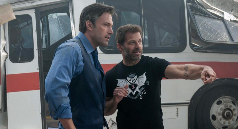 Zack Snyder Leaves Justice League