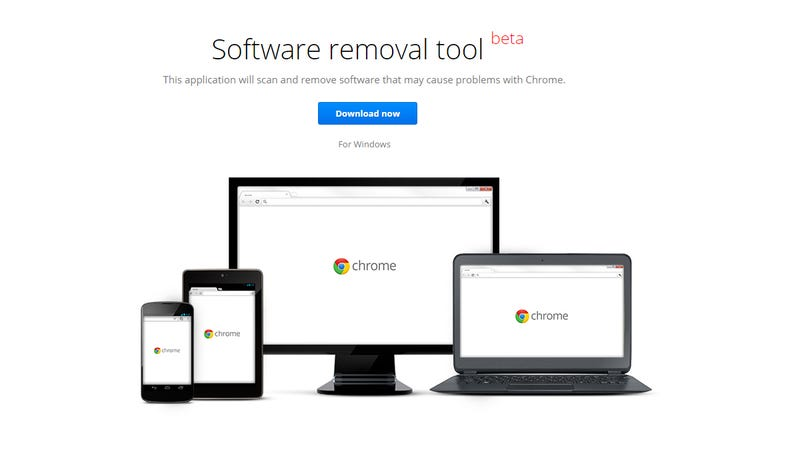 Illustration for article titled Remove Apps That Mess With Google Chrome Using This New Tool