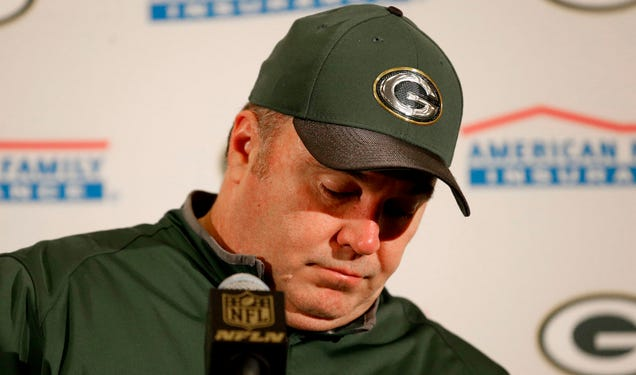 Report: Mike McCarthy Fed Up With Packers Management Refusing T…