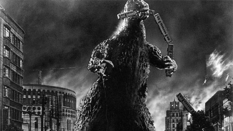 Illustration for article titled The Original Godzilla Would Have a Very Hard Time Trying to Stomp Around Modern Tokyo
