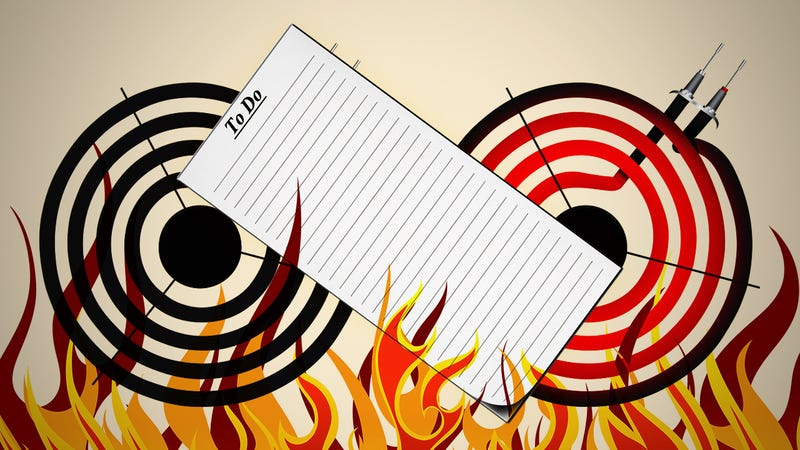 Illustration for article titled 10 Tasks You Should Never Put on the Back Burner