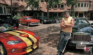 Illustration for article titled What Cars Should Hulk Hogan Buy?