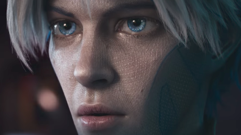 The Parzival avatar in Warner Bros.' Ready Player One.