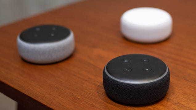 Amazon Might Be Working on an Alexa-Enabled Sleep Apnea Gadget