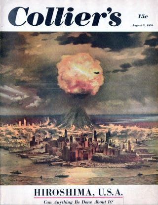 Illustration for article titled Hiroshima, U.S.A.