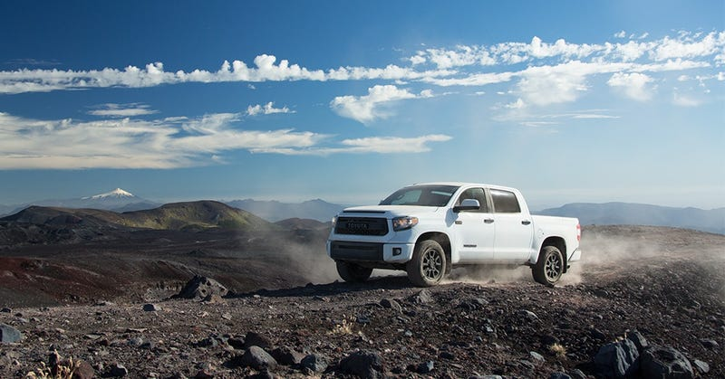 Illustration for article titled NPoCP - 2016 Tundra TRD PRO