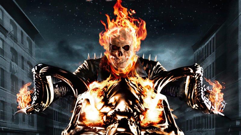 Illustration for article titled El Motorista Fantasma llegará a Agents of S.H.I.E.L.D., pero no cómo imaginas