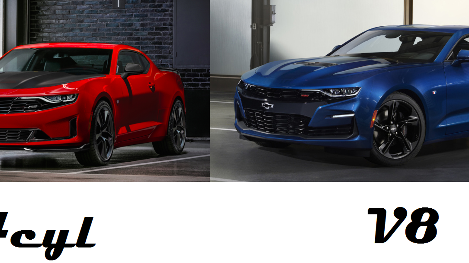 The 2019 Camaro 2 0t V6 Is Better Than The Camaro Ss