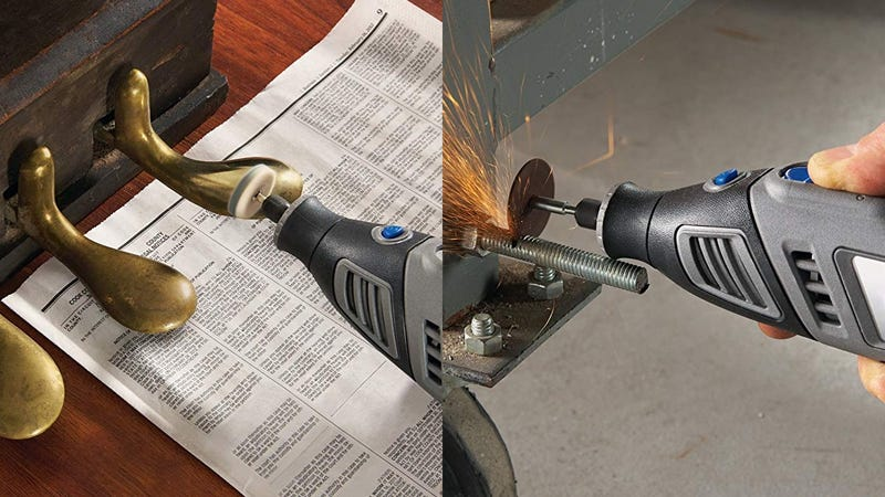 Dremel 8100 8V Cordless Rotary Tool | $60 | Amazon