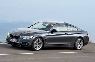 Illustration for article titled Stopped at my BMW dealer yesterday. They have a 4-series and several 3 GTs