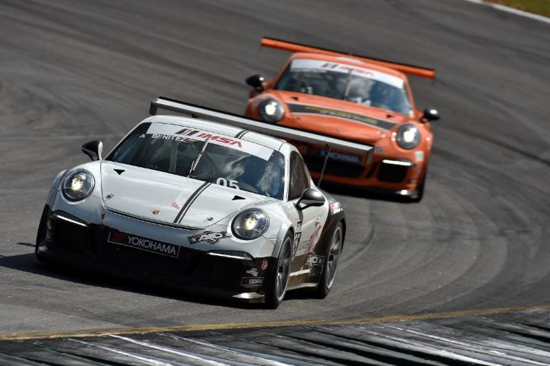 Illustration for article titled Don't Miss The GT3 Cup Finale LIVE At 11:25 AM EST