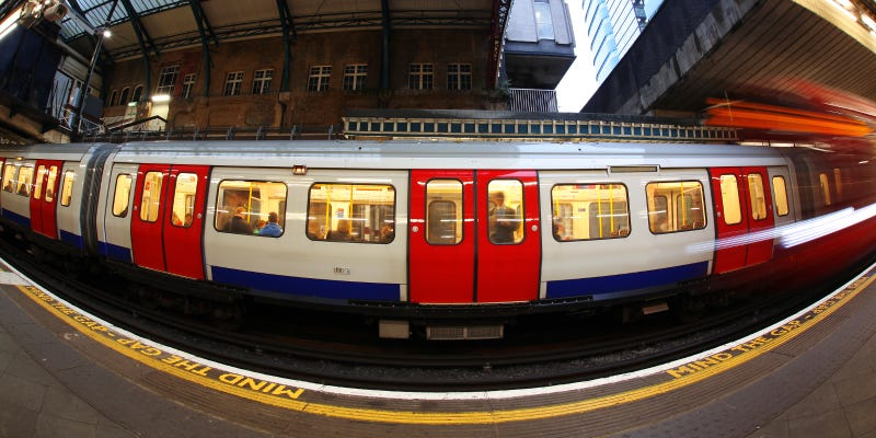 Illustration for article titled London Underground Is Trialling Regenerative Braking to Help Power Trains