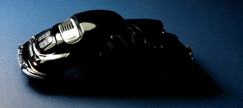 Illustration for article titled Teutonic Tuesday: A little black coupe