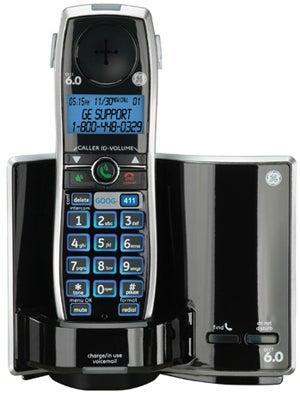 Illustration for article titled GE's New DECT 6.0 Phones Offer Integrated GOOG-411 Key
