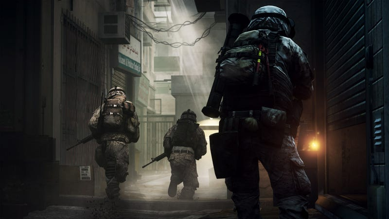 Illustration for article titled Breaking Down The Beauty Of Battlefield 3