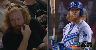 Illustration for article titled Justin Turner's Future Self Shows Up In Arizona
