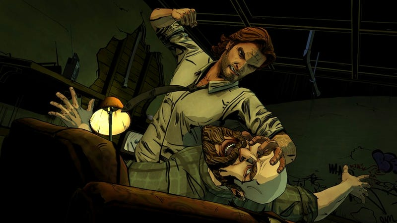 Illustration for article titled Fairy Tales Aren't All Sugar And Sunshine In The Wolf Among Us