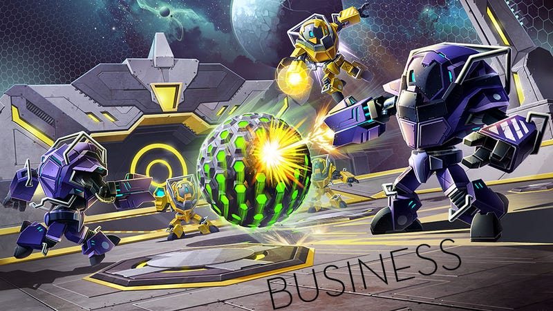 Illustration for article titled This Week In The Business: The Metroid Atrocity