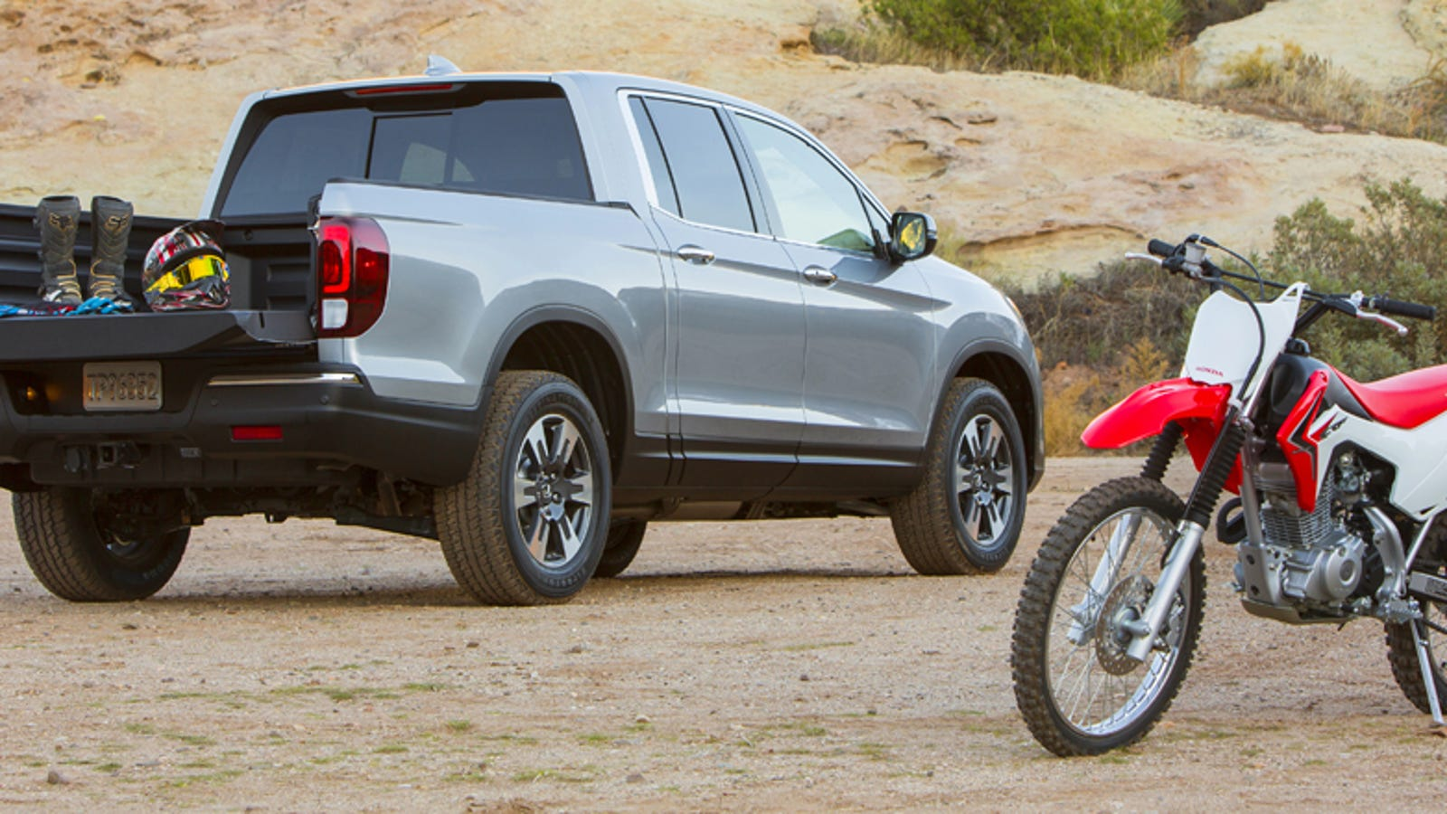 New Honda Ridgeline Has More Bed Than A Comparable Tacoma Frontier Or Colorado