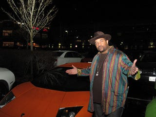 Illustration for article titled Jalopnik Parties With Sir Mix-a-Lot, Booty and Car Aficionado