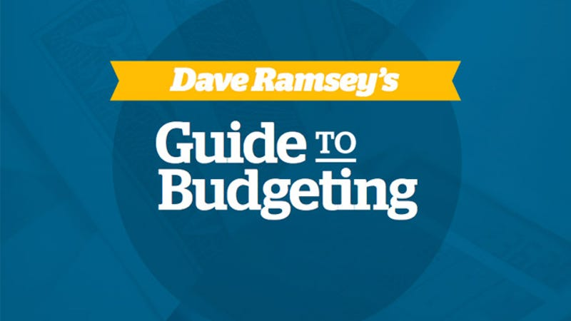 Dave Ramseys Free Guide to Budgeting Shows You How to Create a – Dave Ramsey Budget Worksheets
