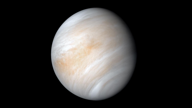 Clouds on Venus Are Too Dry to Sustain Life as We Know It, New Research Suggests
