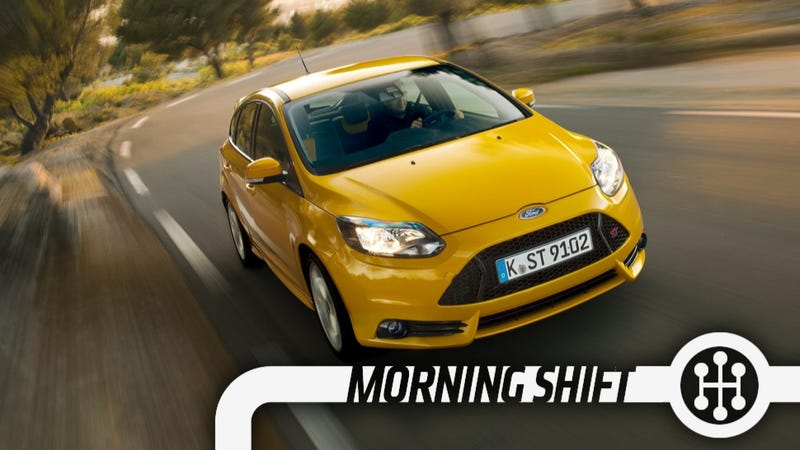 Illustration for article titled The Rich Man's Ford Is The Focus ST