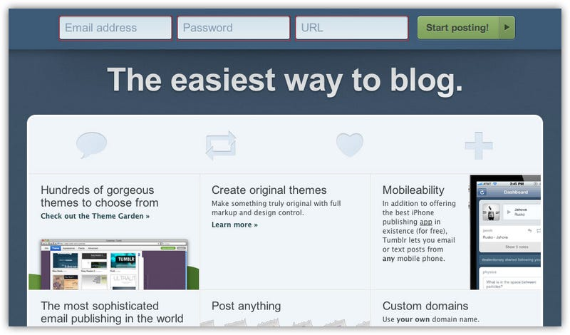 What is the best blogging website?