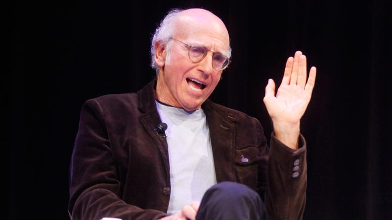 Illustration for article titled Larry David On Hamilton: Most White People Just Say They Like It to Sound Hip