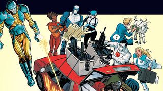 Illustration for article titled Valiant Really Wants To Remind You Why Its Comics Deserve To Be Movies