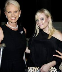 Cindy McCain Regrets Dissing Michelle Obama!