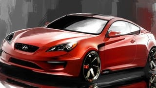 Another Tuned Hyundai Genesis Coupe Headed For SEMA