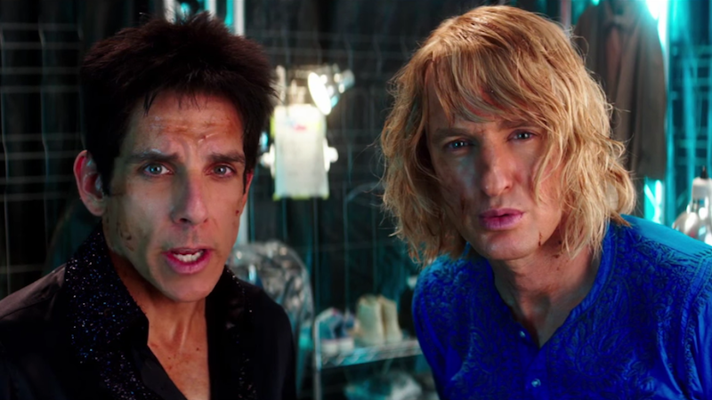 Illustration for article titled 'Toothless and Scattershot': The Best of Zoolander 2's Terrible Reviews