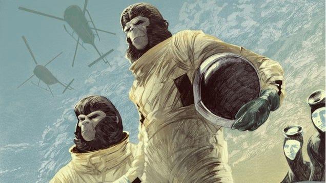 monkey astronaut movie - photo #11