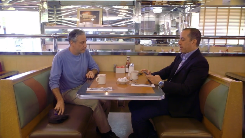 Illustration for article titled Seinfeld Knocks Star Off Yelp Review Of CCC Diner For Murder Plea
