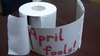 Illustration for article titled I'm Pulling This Fake Toilet Paper Roll Prank on April Fools Day