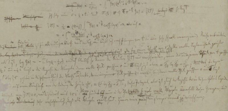 Illustration for article titled Uno de los grandes problemas matemáticos de todos los tiempos podría haberse resuelto 160 años después