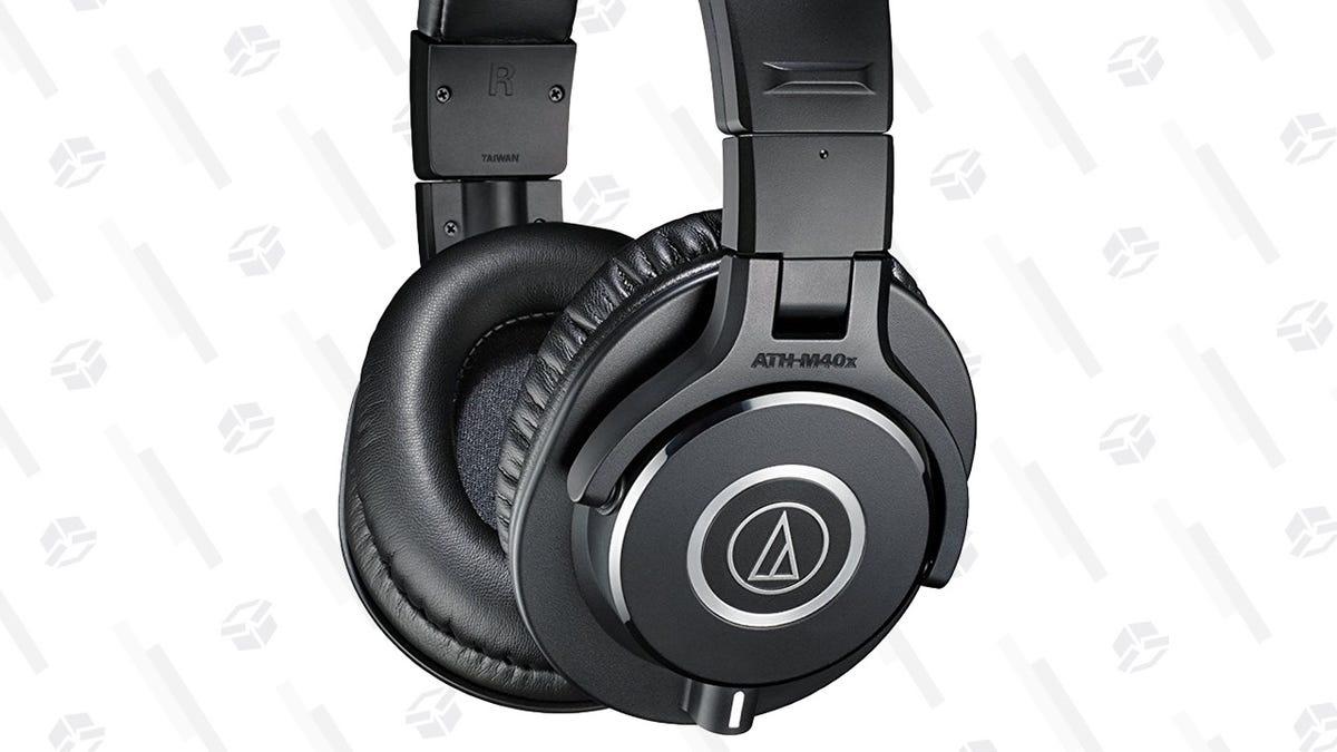 Save $20 On These Reader-Favorite Audio-Technica Headphones