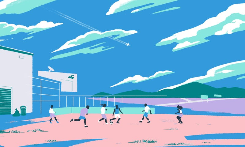 Illustration for article titled Can American Soccer's Salvation Be Found In The Streets?